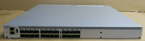 Brocade 6505 EMC DS-6505B 16Gb 24-Port Active Fiber Channel SAN Switch + License